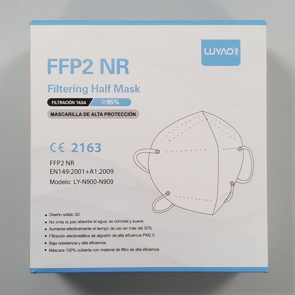 FFP2 respiraator FFP2-3
